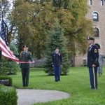 9/11/11 Flag Ceremony